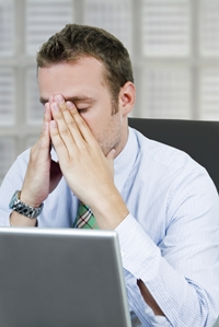 Employers say many of their workers are anxiety ridden because of financial issues.